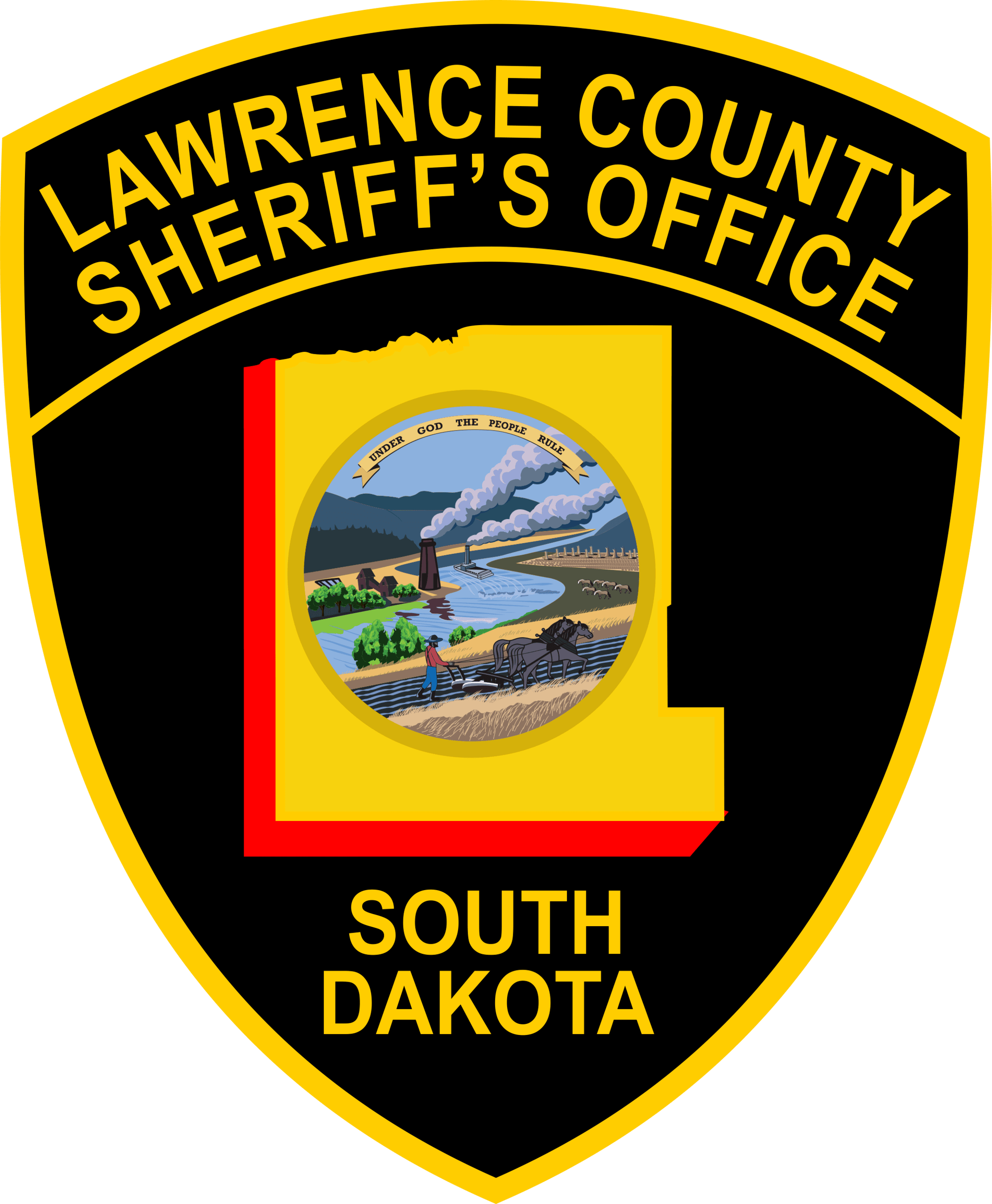 County Sheriff Badge-Logo